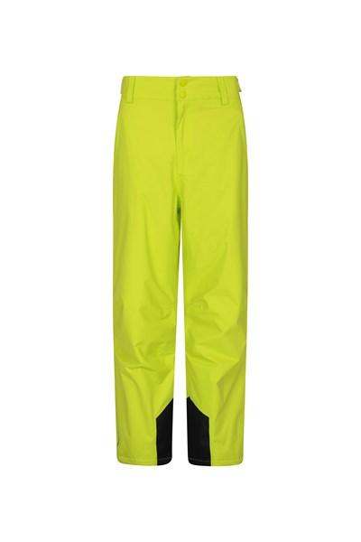 Gravity Short Mens Ski Pants - Green