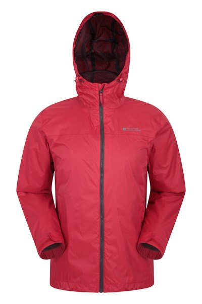 Torrent II Mens Waterproof Jacket - Red
