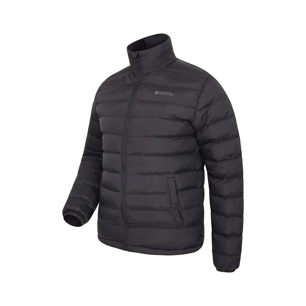 Mountain-Warehouse-Mens-Padded-Jacket-Water-Resistant-Insulated-Winter-Coat thumbnail 9