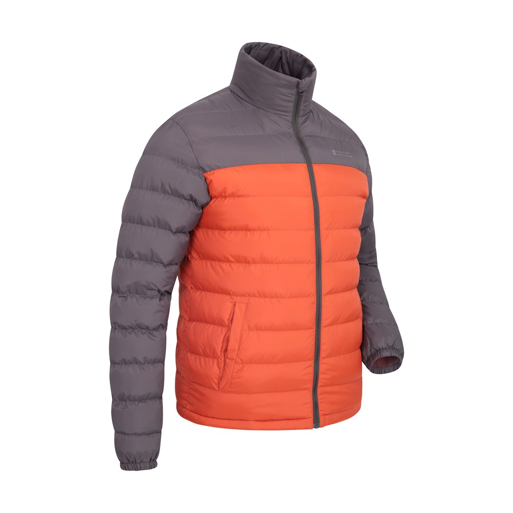 Mountain-Warehouse-Mens-Padded-Jacket-Water-Resistant-Insulated-Winter-Coat thumbnail 14