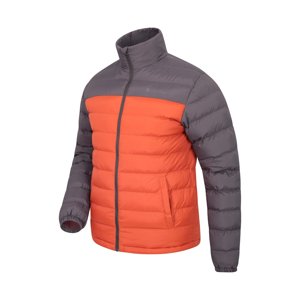 Mountain-Warehouse-Mens-Padded-Jacket-Water-Resistant-Insulated-Winter-Coat thumbnail 15