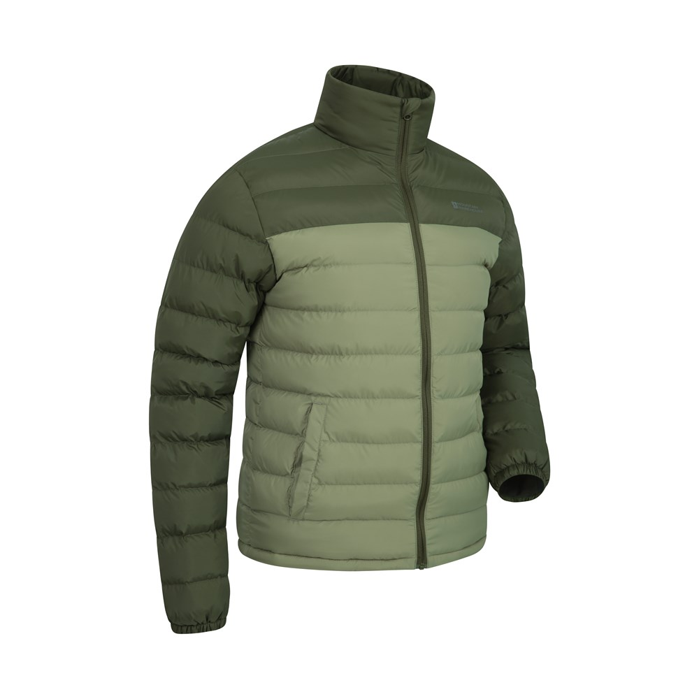 Mountain-Warehouse-Mens-Padded-Jacket-Water-Resistant-Insulated-Winter-Coat thumbnail 18