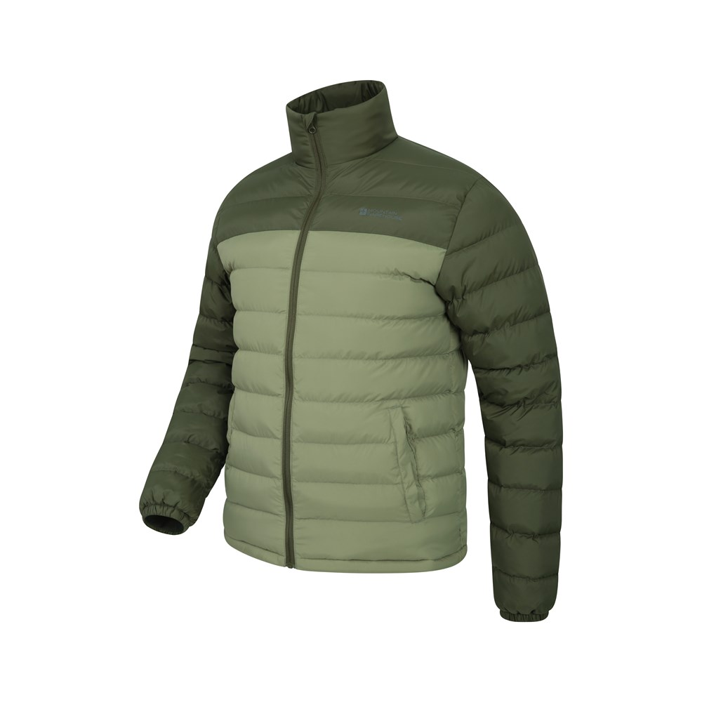 Mountain-Warehouse-Mens-Padded-Jacket-Water-Resistant-Insulated-Winter-Coat thumbnail 19