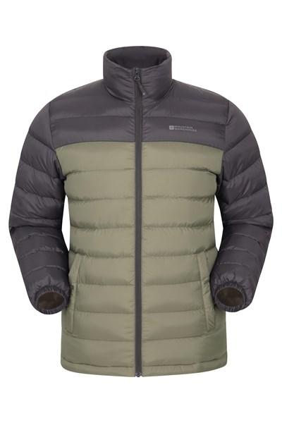 Vista Mens Padded Jacket - Green