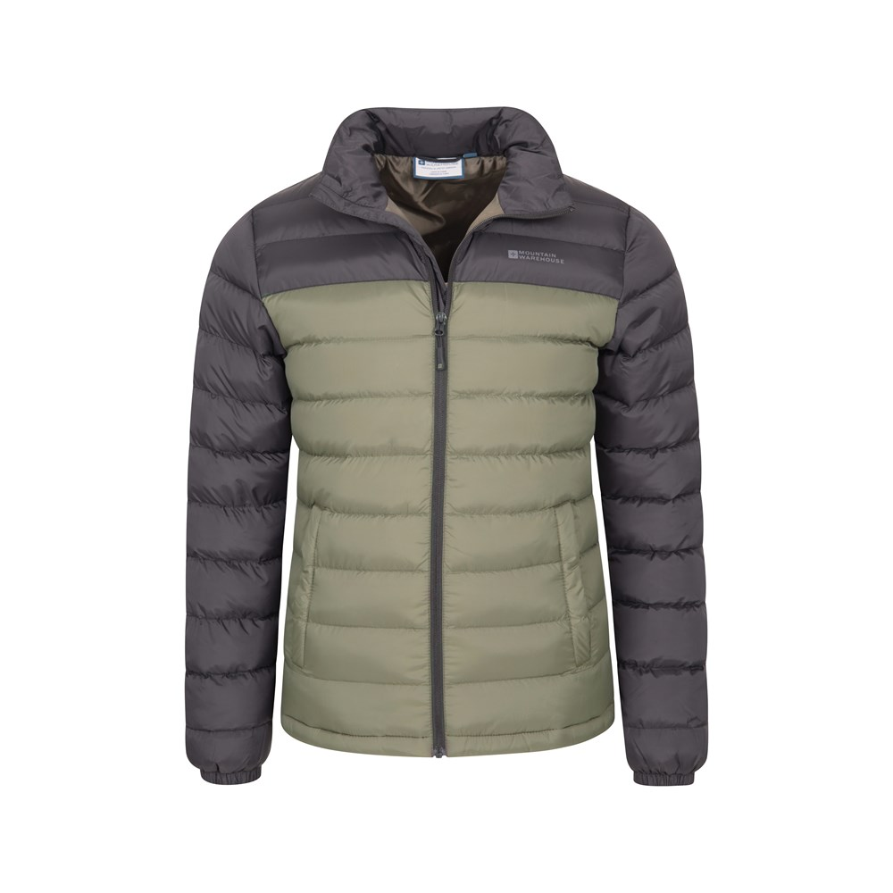 Mountain-Warehouse-Mens-Padded-Jacket-Water-Resistant-Insulated-Winter-Coat thumbnail 26