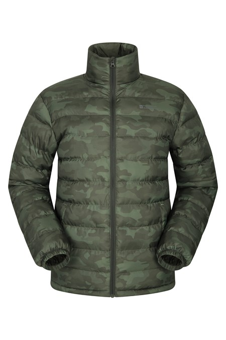 029852 VISTA PRINTED PADDED JACKET