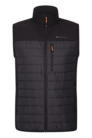 Turbine Mens Padded Gilet