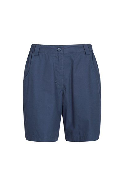 Quest Womens Shorts - Navy