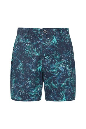 Lakeside II Printed Womens Shorts