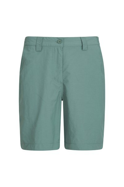 Explore Womens Shorts - Green