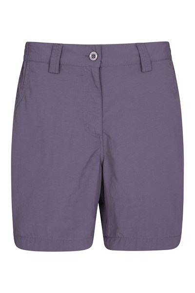 Explore Womens Shorts - Purple