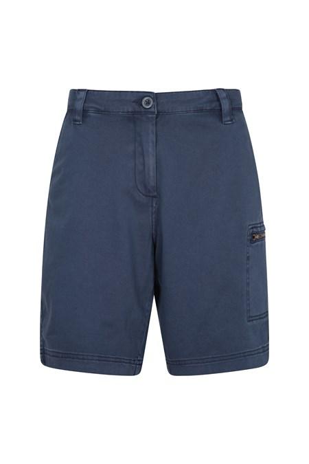 bastante agradable ba5d6 1294f Pantalon Corto Elástico Mujer Cruise