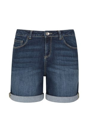 Denim Damen-Shorts