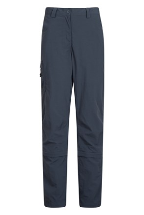 Explore Womens Capri Zip-Off Trousers