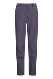 Explore Womens Zip-Off Trousers