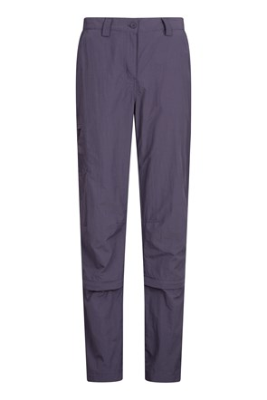 Explore Womens Zip-Off Pants