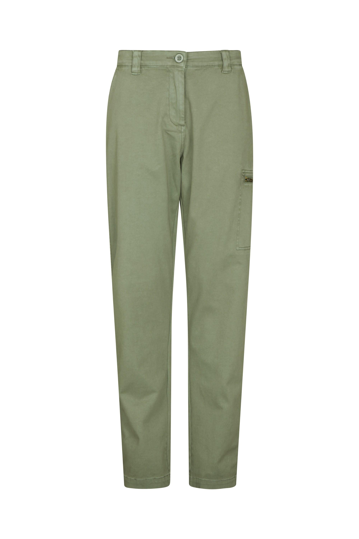 Cruise - spodnie damskie - Green