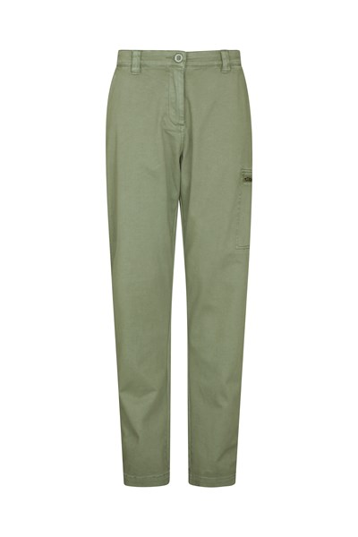 Cruise Womens Trousers - Green