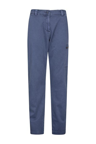 Cruise Womens Trousers - Navy