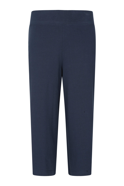 Selsey Non-Crease - spodnie damskie - Navy
