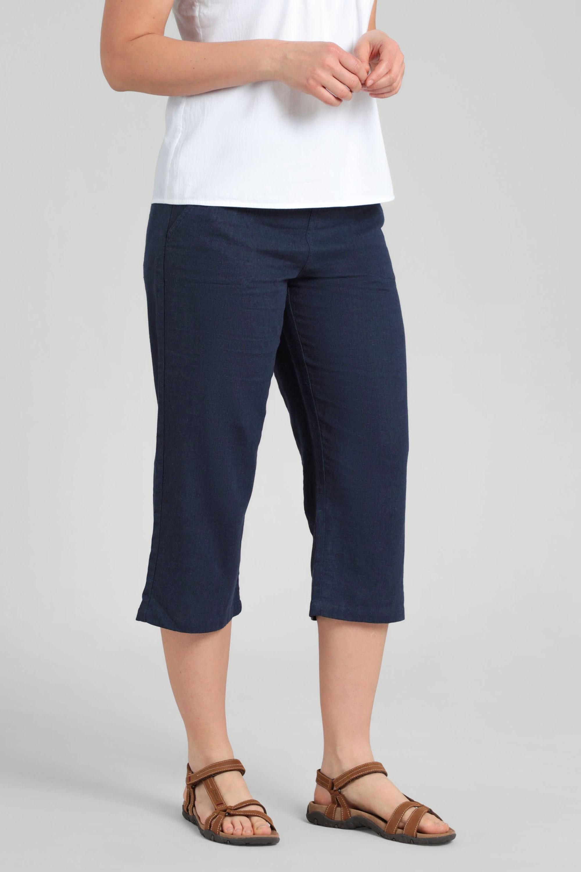 Womens Stretch Board Shorts - Blue