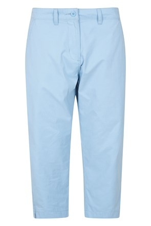 Somerset Casual Womens Capri Pants