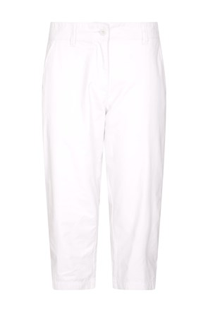 Somerset Casual Womens Capri Trousers