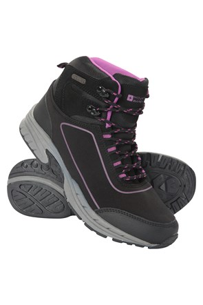 Ramble Womens Softshelll Boots
