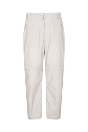 Quest Womens Zip-Off Trousers - Short Length