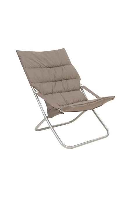 029950 FOLDING SOFT PADDED ARMCHAIR