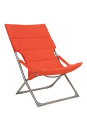 Soft Padded Folding Armchair