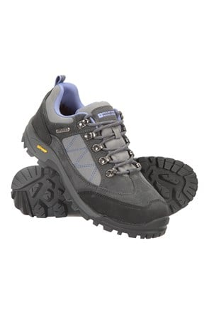 Storm Womens Waterproof Iso-Grip Shoes