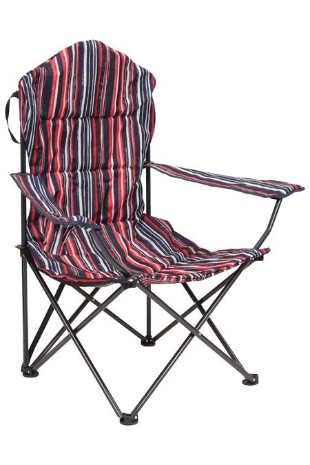 029967 DELUXE KING CHAIR - PATTERNED