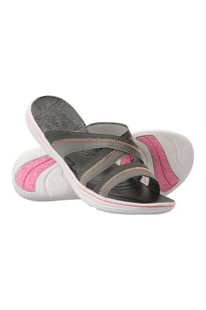 Mykonos Slide-On Womens Sandals
