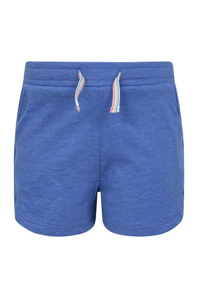 Laguna Kids Jersey Shorts - Blue