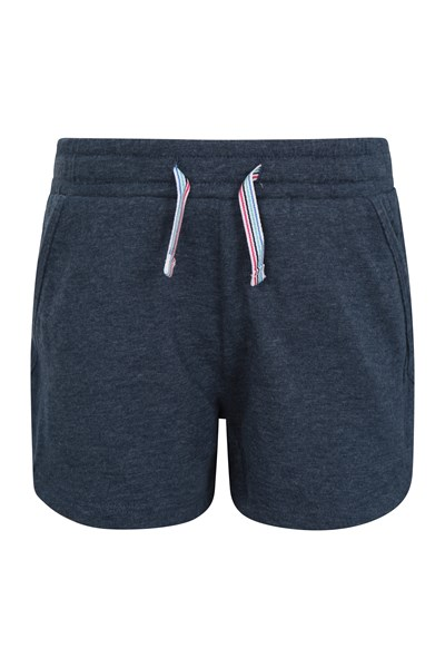 Laguna Kids Jersey Shorts - Navy