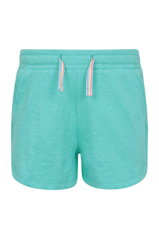 Laguna Kids Jersey Shorts - Teal