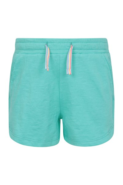 Laguna Kids Jersey Shorts - Teal