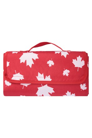 Picnic Mat - Patterned Canada