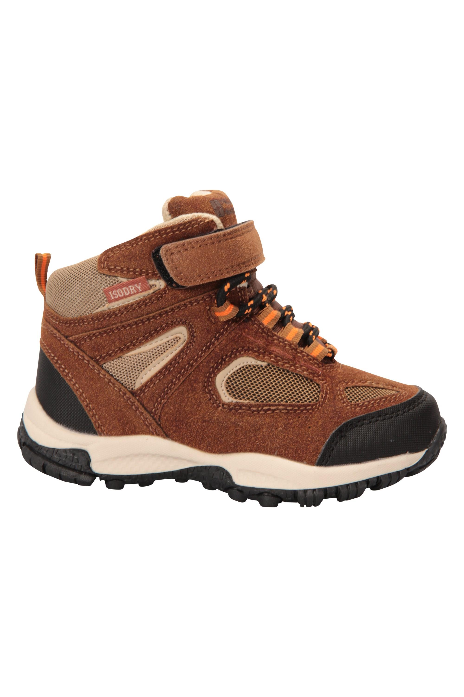Détails sur Mountain Warehouse Bottes imperméables Forest Junior Chaussures de marche