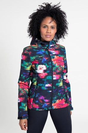 Exodus Printed  Womens Softshell