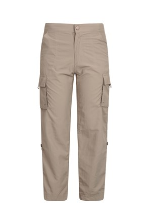 EC Roll-Up Kids Pants