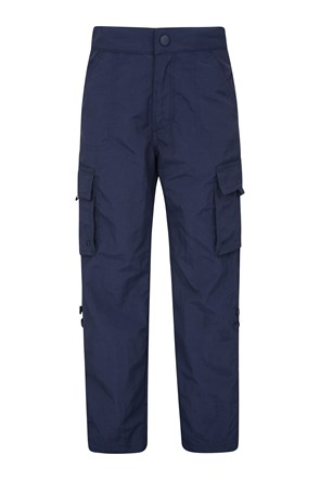 EC Roll-Up Kids Trousers