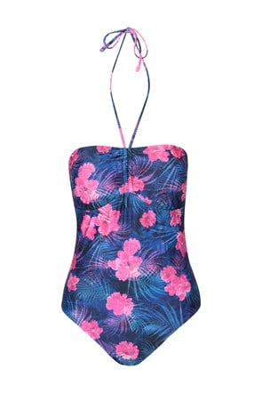 Bournemouth Womens Bandeau Swimsuit