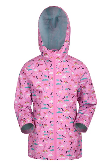 030008 MAGICAL KIDS PRINTED JACKET