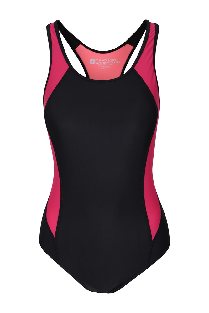 Dive Womens Swimsuit - Pink