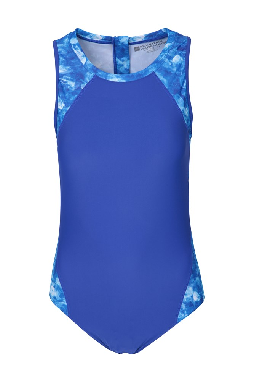 Melbourne Womens Swimsuit - Blue
