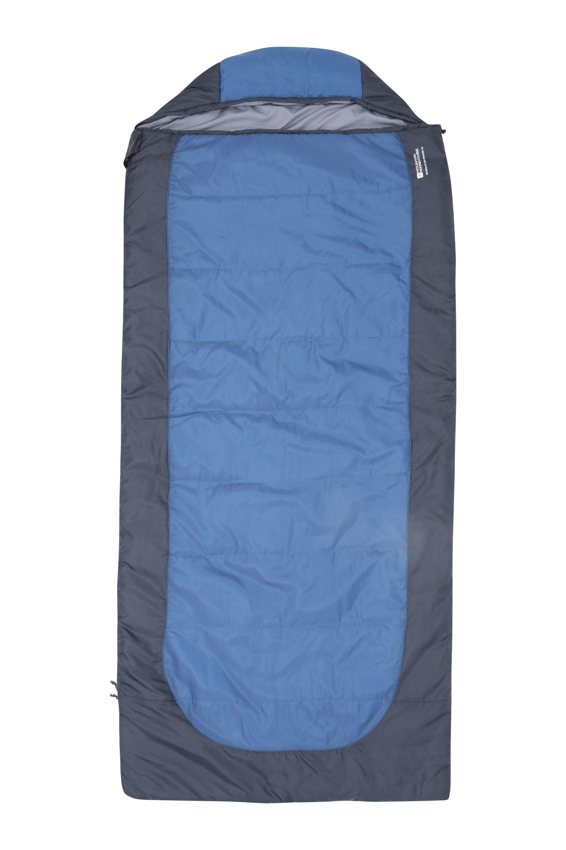 Microlite 950 Square Sleeping Bag - XL - Blue