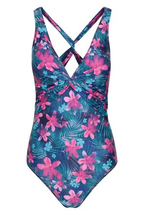 Maldives Womens Slimming Swimsuit