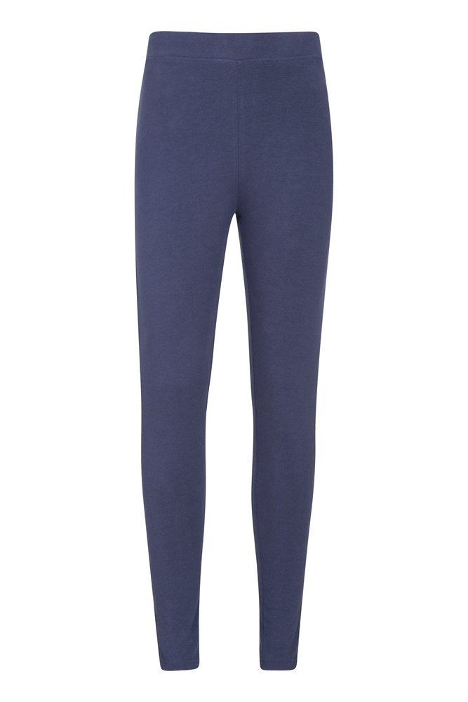 Day Dream Casual Womens Leggings - Navy